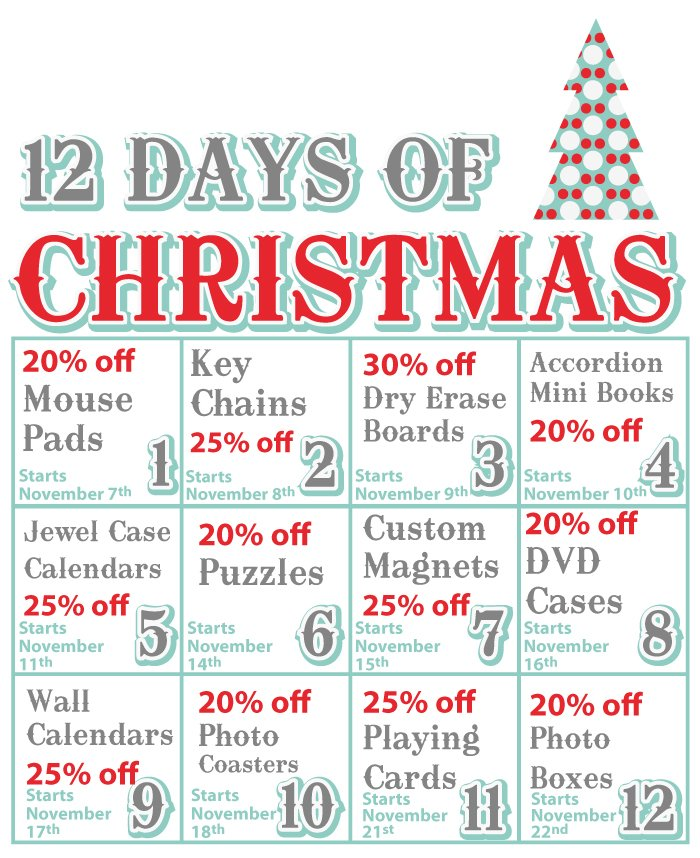 12 - When Do The 12 Days Of Christmas Start