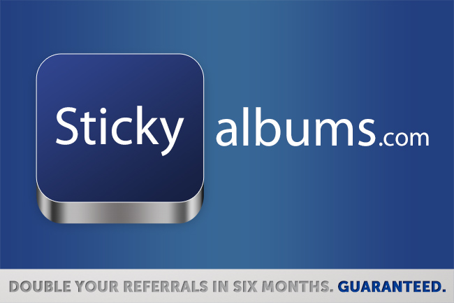 StickyAlbums.com