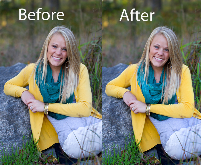 How to saturate using the sponge tool in Photoshop