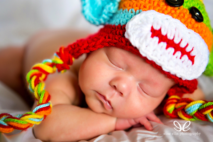 Tips For Photographing Newborns
