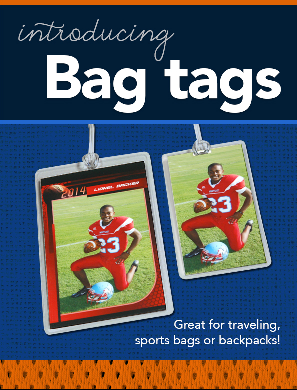 Bag Tags Black River Imaging