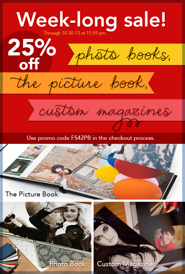 Photo Books, Custom Magazines and The Picture Book