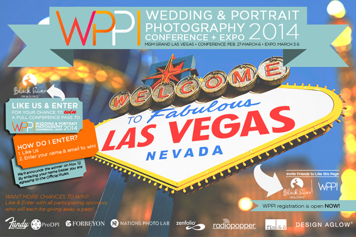 WPPI 2014 Free Conference Pass Giveaway
