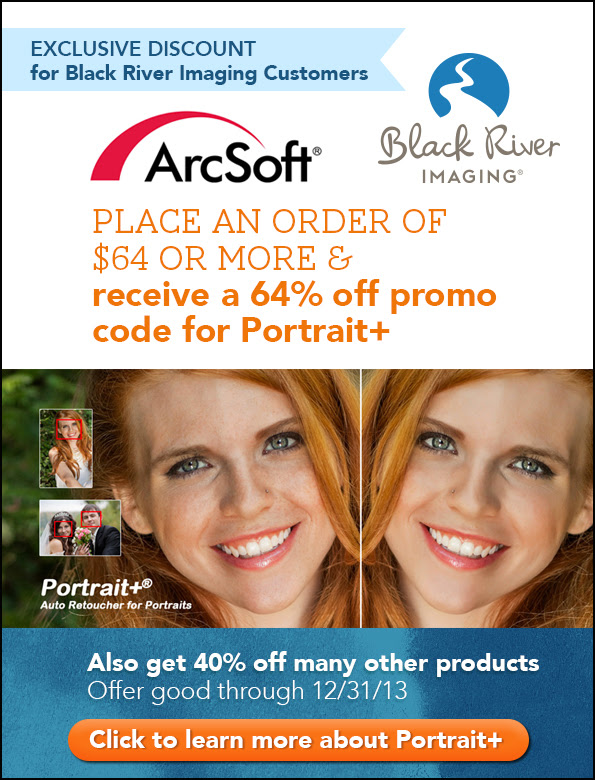 Portrait+ Exclusive Offer for Black River Imaging Business Partners