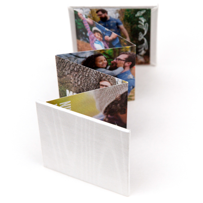 Photo Accordion Memory Books Mother's Day Gift