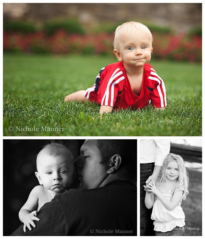 Images of children and babies