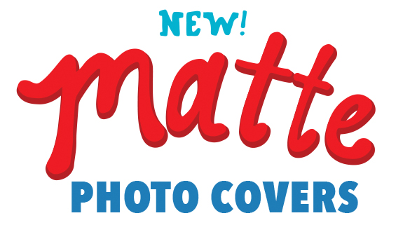Matte Photo Covers