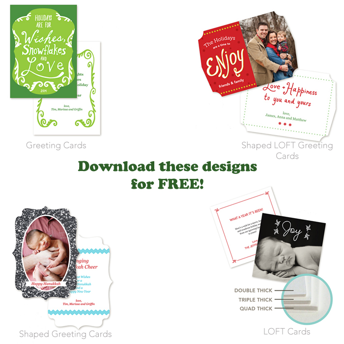 Free Greeting Card Designs
