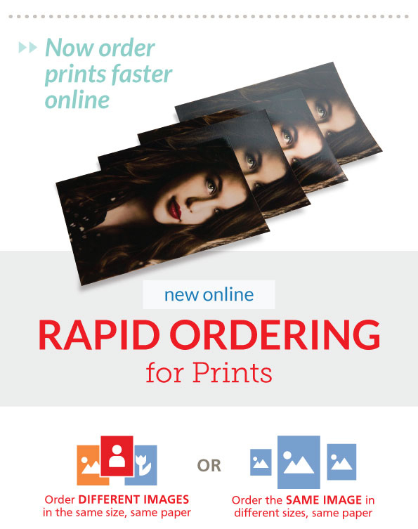 prints online rapid ordering