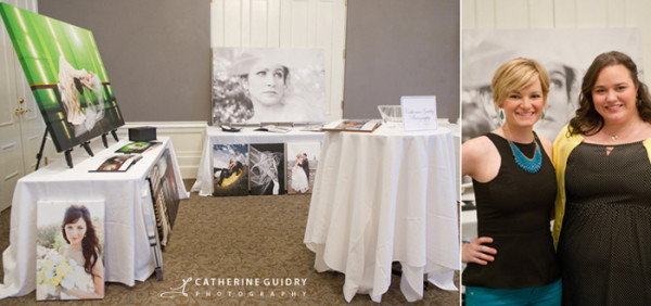 photography display wedding show