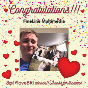 fineline multimedia is bri's september lovebri winner