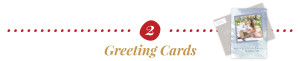 banner for greeting cards