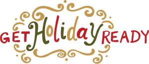 get holiday ready banner for black friday sitewide sale november 2016